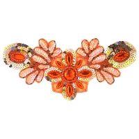 Floral Sequin Motif