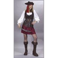 High Seas Lady Buccaneer