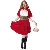 Red Riding Hood Plus-size