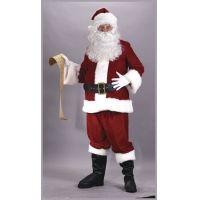 Santa Suit Ultra Velvet