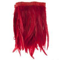 Coque Feathers 12-14 inch