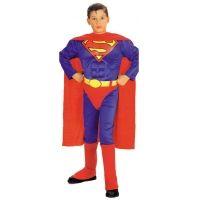 Superman Child w/ Chest