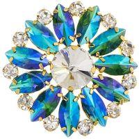 Round Crystal Motif