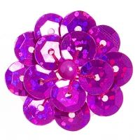 Small Sequin Flowers