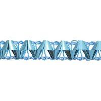 Metallic Braid 3/8''