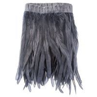 Silver Strung Feathers
