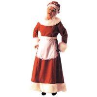 Santa Dress Long