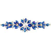Crystal Floral Motif