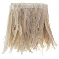 Coque Feathers 10-12 inch