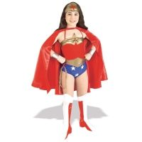 Wonder Woman Deluxe Child