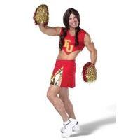 Harry the Cheerleader