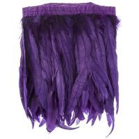 Purple Strung Feathers