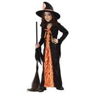 Mystic Orange Witch