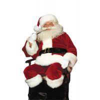 Santa Suit Crimson Imperial
