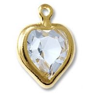 52200 -  - Channel Pendant Heart