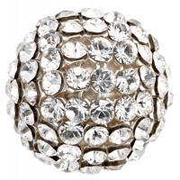 40512/5/9 - Round Rhinestone Ball